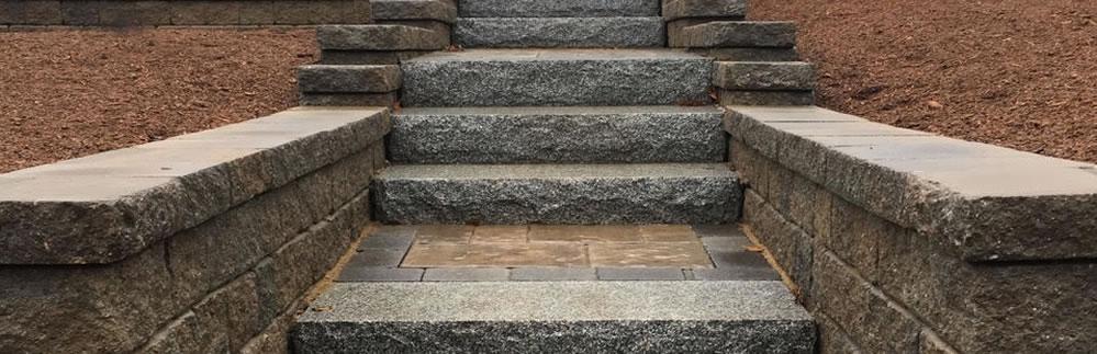 Truro Stone Steps